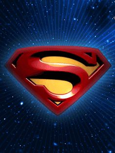 1000 images about superhero and villian gifs on - Superman screensaver ...