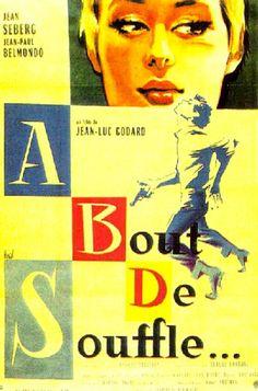 Cinelodeon.com: Al final de la escapada. Jean-Luc Godard.