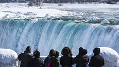 "New York State parks system is proposing to temporarily ""shut off"" Niagara Falls within three years to allow for the replacement of two 115-year-old stone arch bridges."