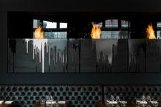 Restaurant Vauvert - Atelier Moderno
