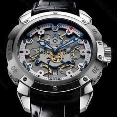 Immagine orologio Pierre DeRoche modello GrandCliff TNT Royal Retro