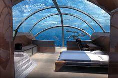 Don't mind if I do. Poseidon Undersea Resorts (Fiji)