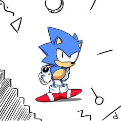 401 Best Sonic Images In 2019 Hedgehogs Videogames Shadow The