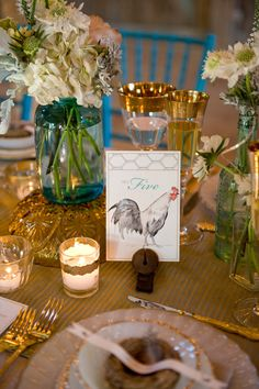 The Vault: Curated & Refined Wedding Inspiration Reception Table Design, Wedding Images, Country Chic, Event Decor, Event Design, Tablescapes, Wedding Inspiration, Wedding Ideas, Rooster