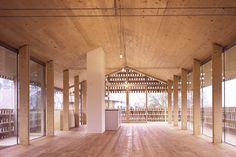 Florian Nagler Architekten-Projekt-Ansicht