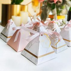 Beautiful Marble inspired wedding or party favours #favours #weddingfavours #partyfavours #marble