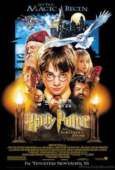 Harry Potter e la pietra filosofale (2001).