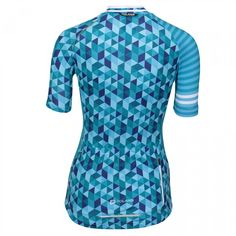 Get the geometric goddess look, a women's specific short sleeve Polaris Vision Cycling Jersey for road racing, weekend rides and long commutes. Lust, Cycling, Tops, Women, Fashion, Unitards, Moda, Fashion Styles, Biking