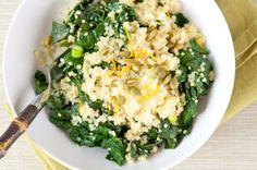 Quinoa Kale Slaw on http://www.draxe.com