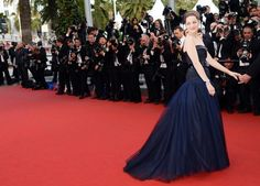 Marion Cotillard at the Cannes Film Festival
