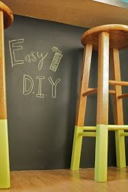 Ramblings with Rin: DIY Neon Bar Stools