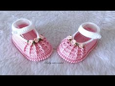 Baby Girl Shoes, Kid Shoes, Crochet Baby Booties, Cute Crochet, Kids Footwear, Booty, Pattern, Outfits, Fashion