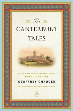The Canterbury Tales - yup, another classic! ;)