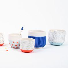 bowls & cups 2 - e. hibelot