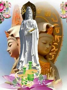 Namo Guan Shi Yin Pusa! _()_