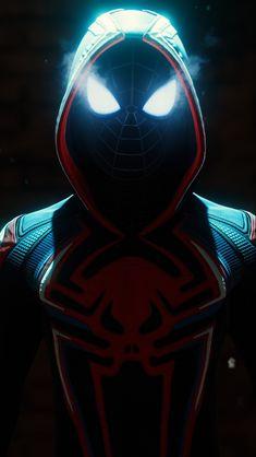 Miles Spiderman, Miles Morales Spiderman, Black Spiderman, Spiderman Movie, Amazing Spiderman, Siper Man, Marvel Art, Marvel Heroes, Spiderman Pictures