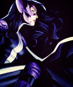 Huntress (artist?)