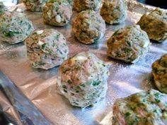 Southern Forager: Turkey Dock Meatballs! Yummm!
