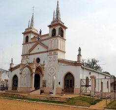 Mision Jesuitica de Yapeyu, Corrientes. Argentina