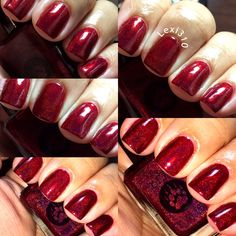 Recent mani using Bear Pawlish Mickey and Mallory this beauty was exclusive to the February UK Paint the Rainbow box.