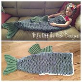 Ravelry: Bulky & Quick Large Mouth Bass Blanket pattern by MJ's Off The Hook Designs