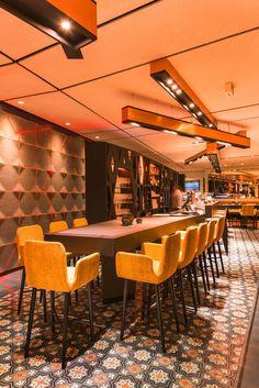 """Projekt """"The Room Sofiensäle - Ein Lokal für Tag & Nacht I Wien I Architekten: S&P Söhne & Partner Architekten, Wien (AT) I competitionline"""