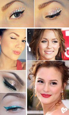 Maquiagem para usar no ano novo!