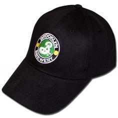 Brooklyn Brewery Classic Logo Baseball Hat. Official from Brooklyn Brewery!