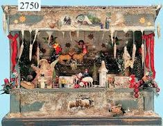 Image result for mini christmas diorama