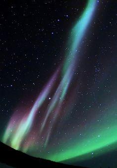 Beautiful! #northernlights, Iceland