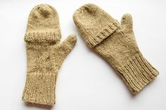 Baby, it's cold out there! Mittens are the best way to keep your hands warm on a chilly day, but it can be a nuisance taking them off all the time to use your hands. Flip-top mittens are the...
