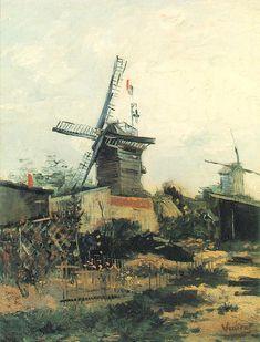 Vincent van Gogh: The Paintings (Le Moulin de Blute-Fin)