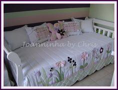 3ada7c27 cama babá Dormitorio Bebe, Ropa De Cama, Ropa Bebe, Colchas Cama, Colchas