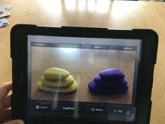 Kleuters digitaal! Spelen met gekleurde stenen - Kleuters digitaal!