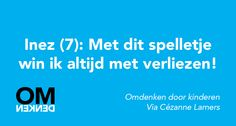 Omdenken door kinderen Inclusive Education, Quotes For Kids, True Words, Food For Thought, Mindfulness, Thoughts, Humor, Reading, Twitter