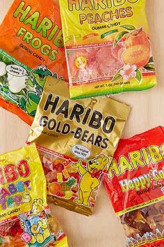 Haribo Gummi Pack - Urban Outfitters