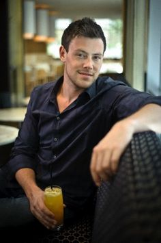 I'm going to miss him so much on Glee. RIP Cory Monteith
