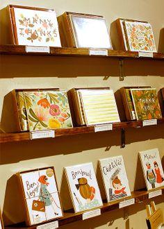 Poppytalk: National Stationery Show - creative walls