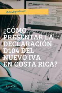 Declaración D104 IVA ¿Cómo prepararla? Blog, Sales Resume, Full Moon, Step By Step, Blogging