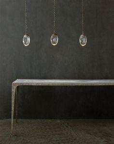 Celestial Pebble three linear - Studio Kvänum Oslo AS