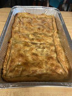 Tea Cakes, Lasagna, Banana Bread, Homemade, Ethnic Recipes, Desserts, Food, Tailgate Desserts, Deserts