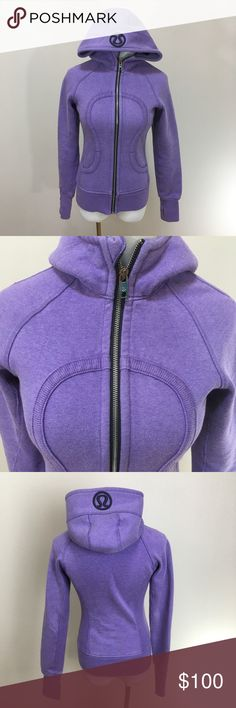 Lululemon Limited Edition Sparkle Purple Scuba 2 Lululemon Limited Edition Sparkle Heathered Purple Cuddle Scuba Jacket Sz 2. Excellent condition! Thumb holes. Metallic silver sparkles. Clean and comes from smoke free home. Questions welcomed! lululemon athletica Jackets & Coats