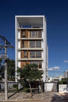 Gallery Of Praça Munil 47 Building Arquitetura Nacional 8 Ian Modoo Apartment Designs Ideas