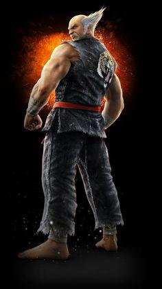All Video Games, First Video Game, Video Game Art, Tekken 7, Geeks, Tekken Wallpaper, Street Fighter Tekken, Ninja Gaiden, Minions