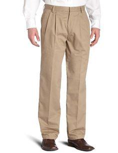 Dockers Men's Big And Tall True Khaki Pleated Pant $35.99 - $44.99