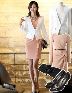 What to wear to work office fashion for women 04 look pinter Corporate Attire, Corporate Fashion, Business Casual Attire, Office Fashion, Business Fashion, Work Fashion, Business Chic, Business Formal, Professional Look
