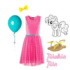 Pinkie Pie everyday wear 2