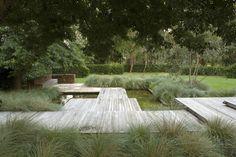 Australian garden designer Peter Fudge