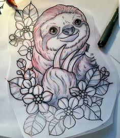 Skull Tattoos, Animal Tattoos, Body Art Tattoos, Hand Tattoos, Sleeve Tattoos, Traditional Tattoo Prints, Neo Traditional Art, Tattoo Sketches, Tattoo Drawings