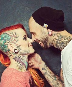 Inked Couple <3